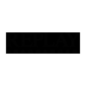 Das Replay Parfum Marken Logo