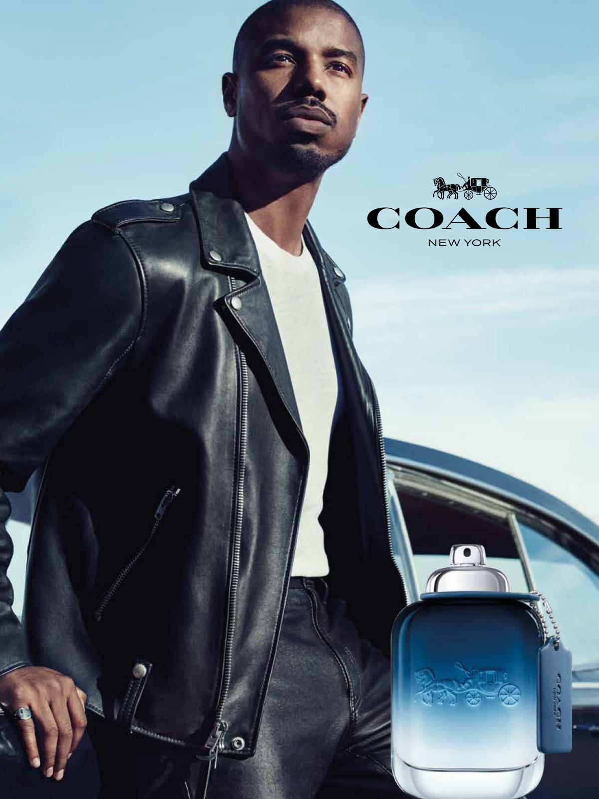 Ein Bild des Coach Parfume Visuals