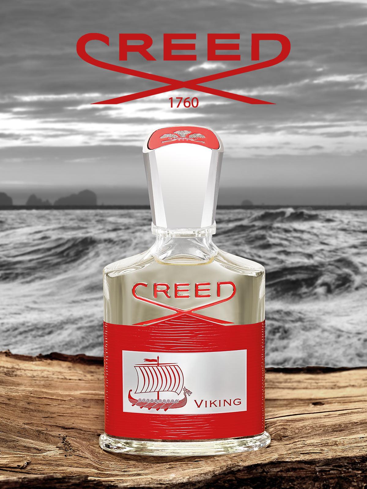 Ein Bild von einem Creed Parfum Visual