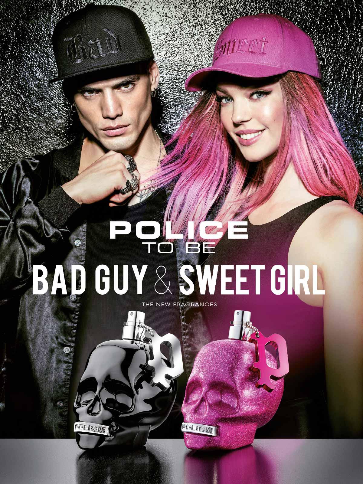 Ein Bild von einem Police Parfum Visual