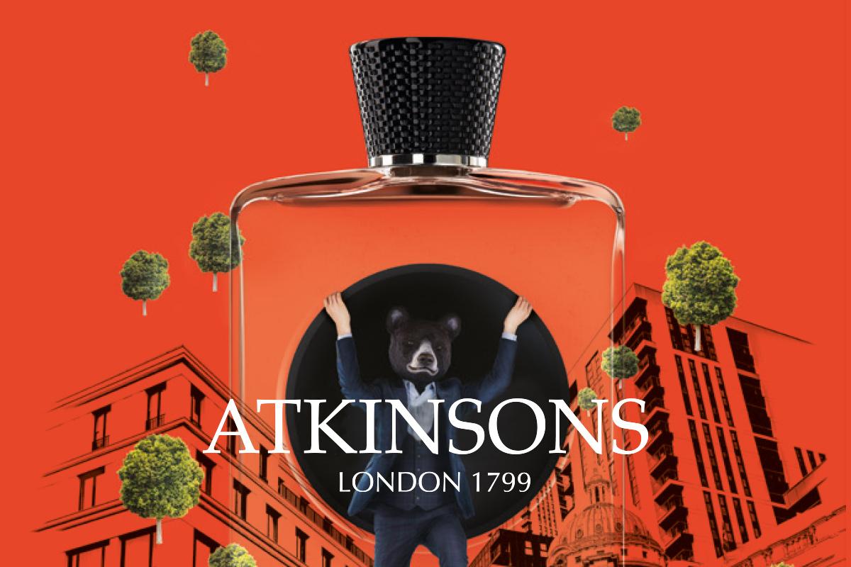 Ein Anschnitt eines Atkinson 44 Gerrard Street Produkt Visuals