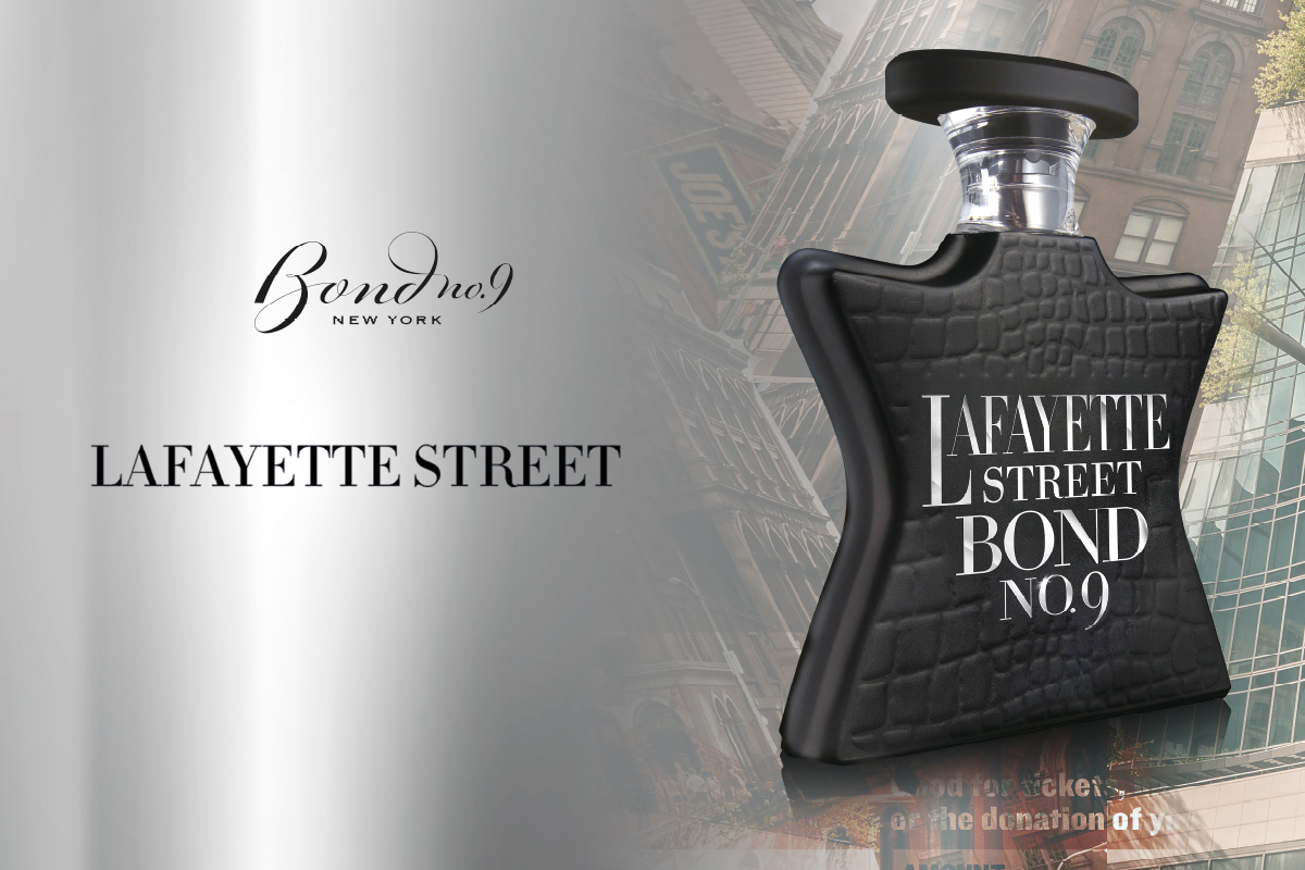 Ein Bond No9 Lafayette Street Parfum Visual