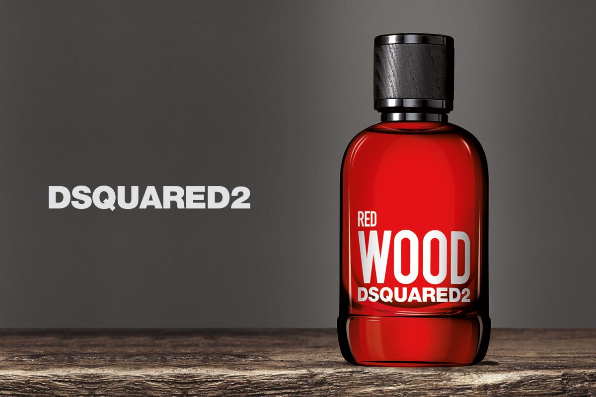 Ein DSquared2 Parfume Visual