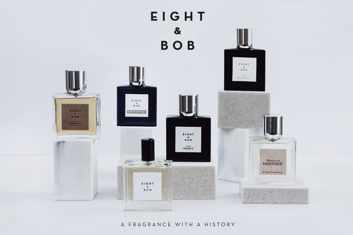 Ein Eight & Bob Parfum Visual