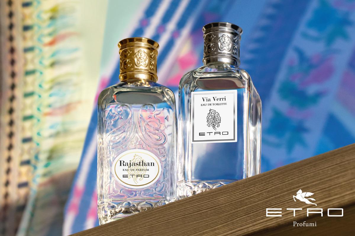 Ein Etro Rajasthan Parfum Visual