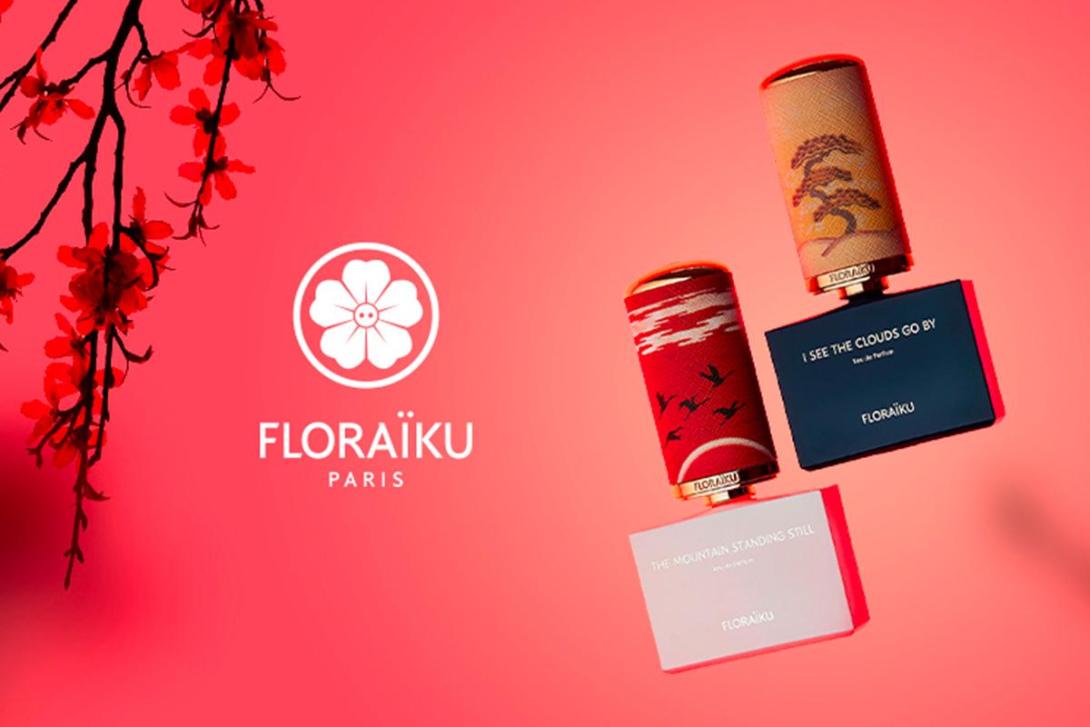 Ein Bild des Floraiku Parfum Visuals