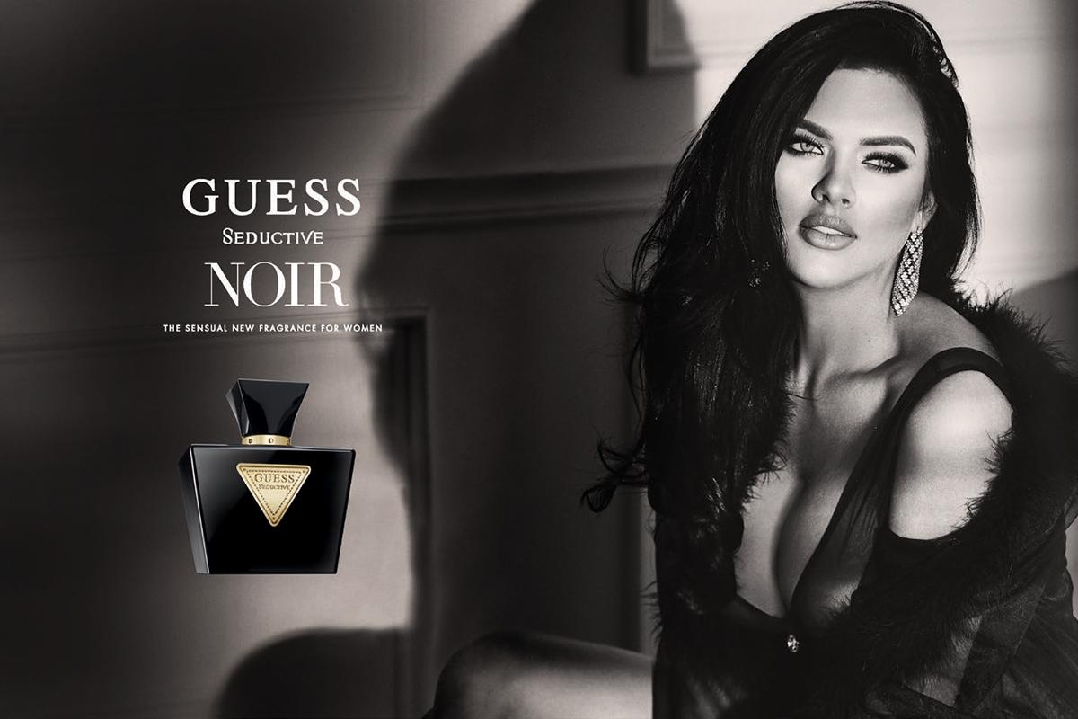 Ein Guess Parfume Visual