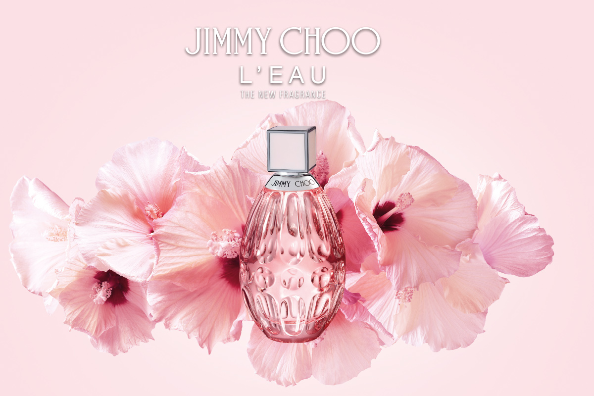 Ein Jimmy Choo Parfums Produktvisual
