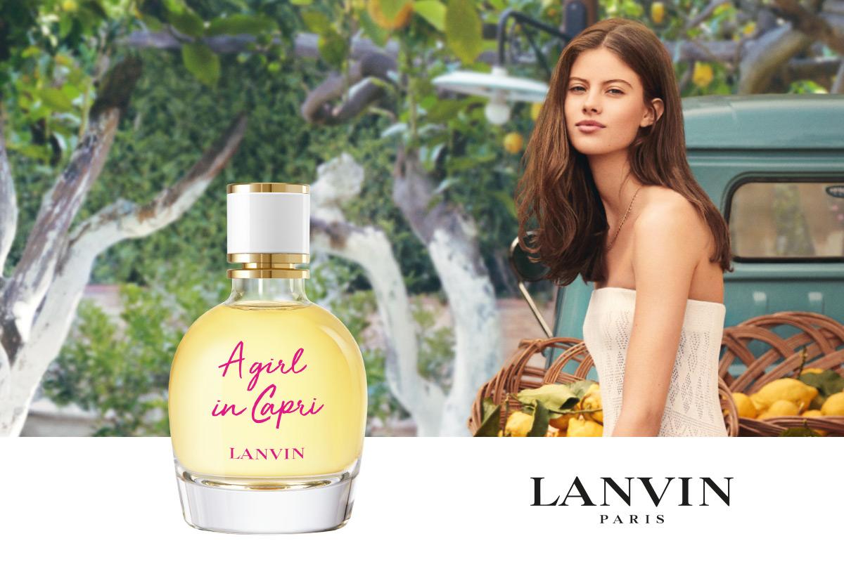 Ein Lanvin Parfums Produktvisual