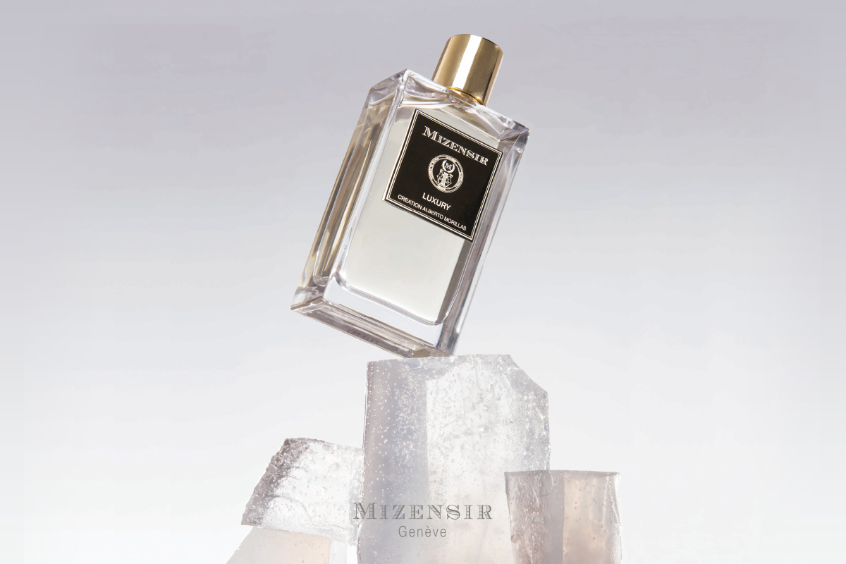 Ein Mizensir Luxury Parfum Visual