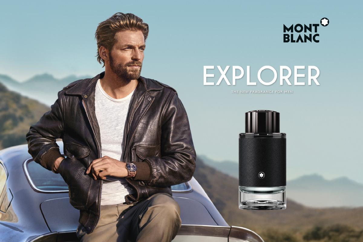 Ein Mont Blanc Produktvisual