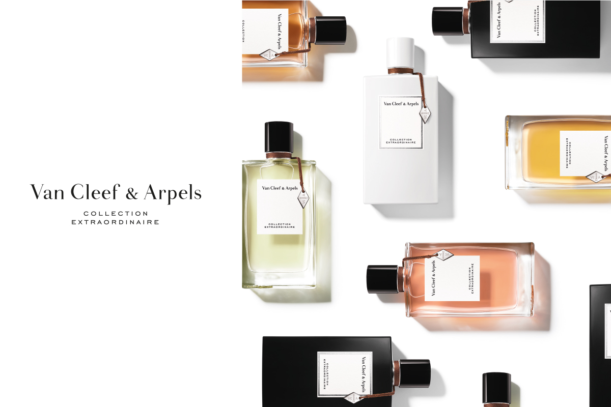 Ein Van Cleef & Arpels Parfum Visual
