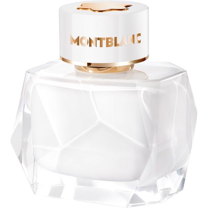 Ein Bild der Duftneuheit Mont Blanc Signature Parfum Flacon