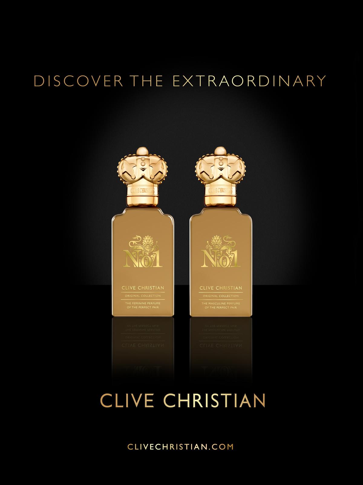 Ein Bild von einem Clive Christian Parfum Visual