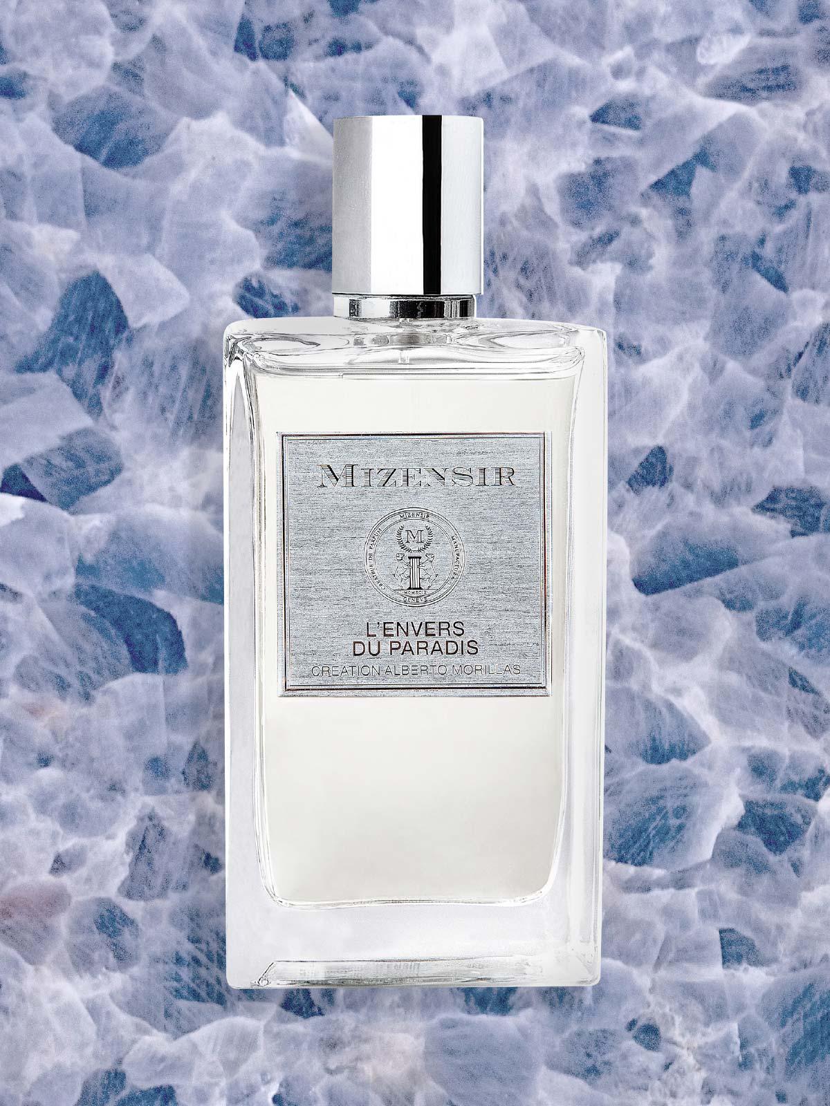 Ein Bild von einem Mizensir Parfum Visual