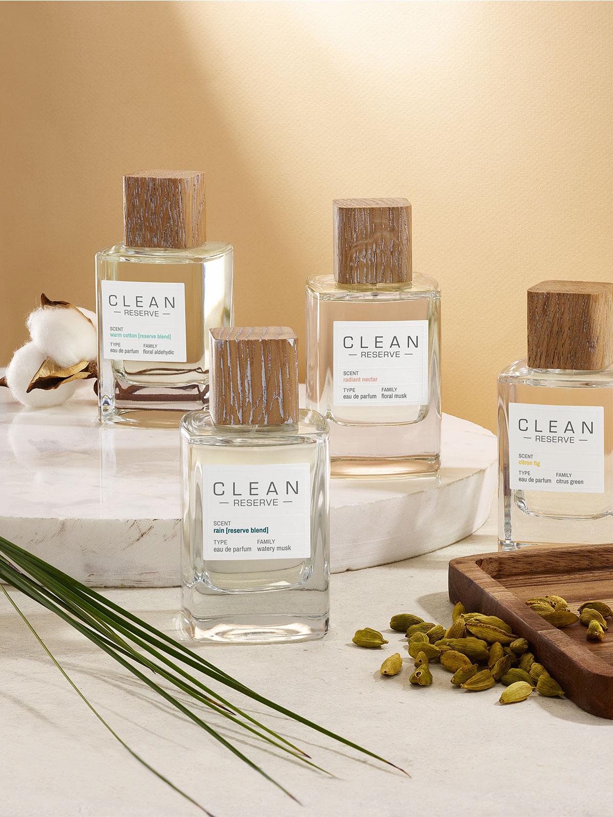 Ein Clean Reserve Parfum Visual