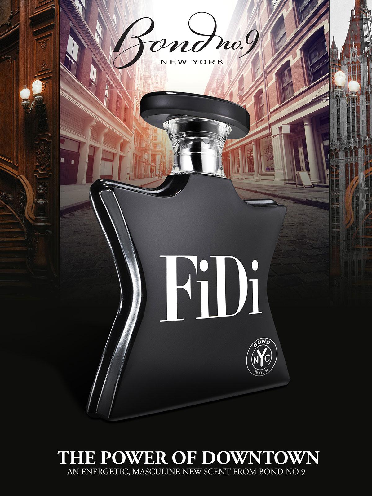 Ein Bild eines Bond No.9 Parfum Visuals