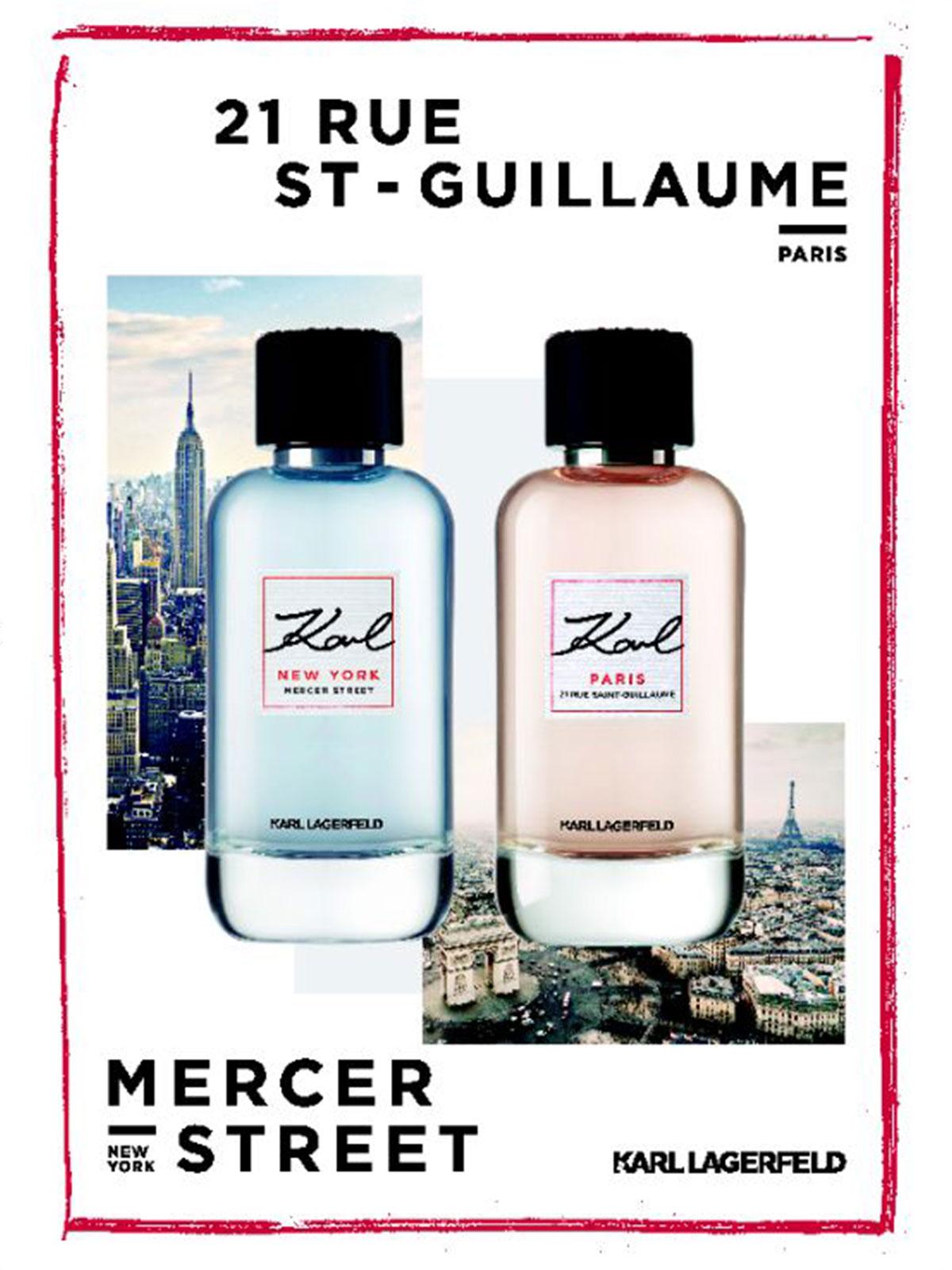 Ein Bild von einem Karl Lagerfeld Parfum Visual