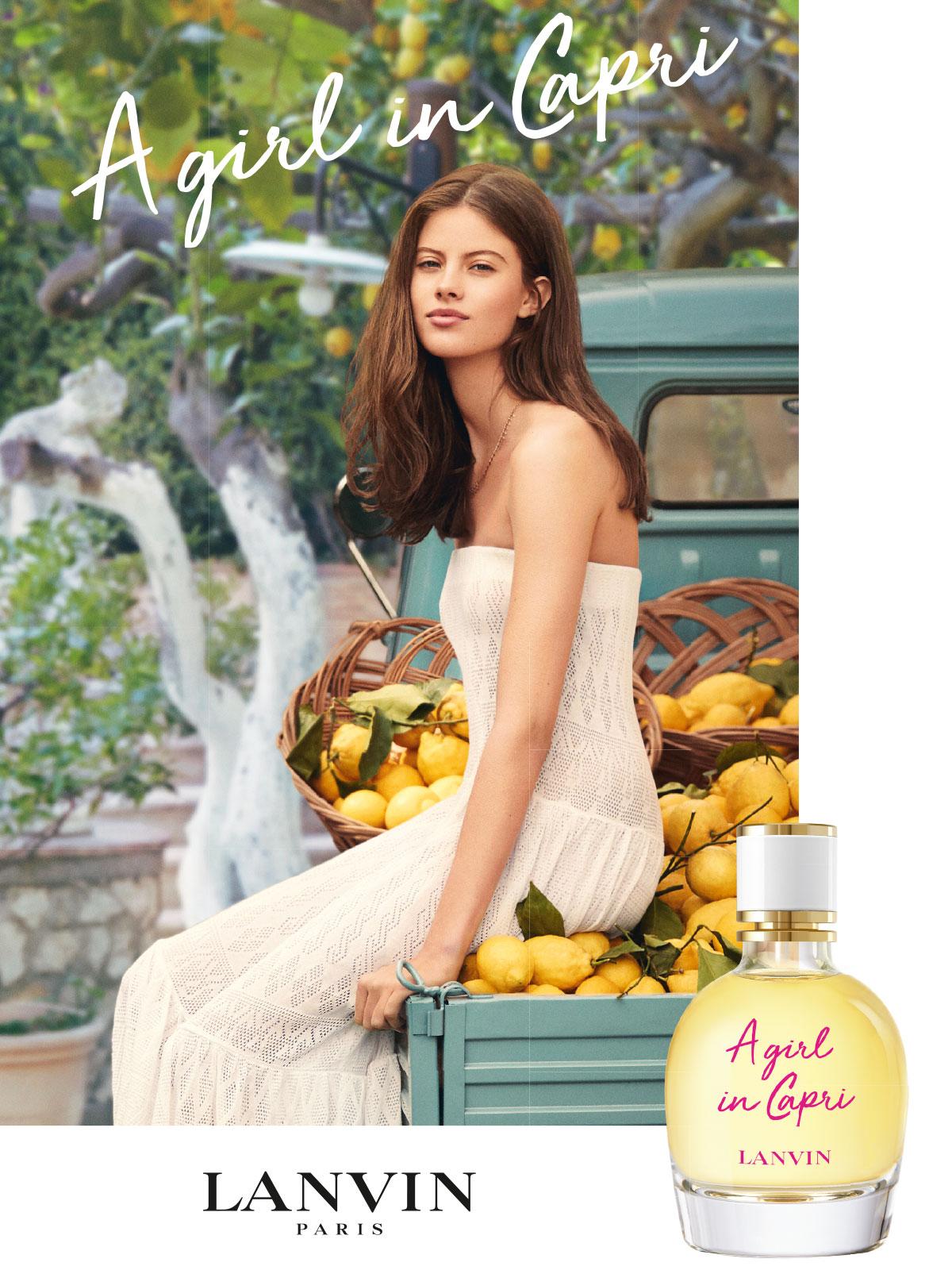 Ein Bild von einem Lanvin Parfum Visual