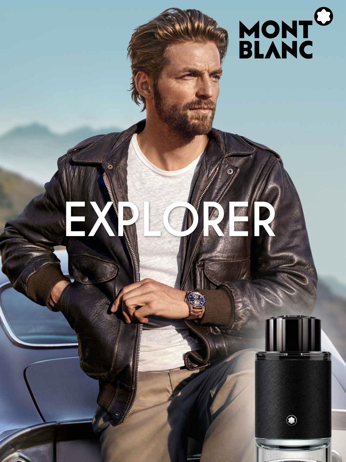 Ein Bild von einem Montblanc Parfum Visual