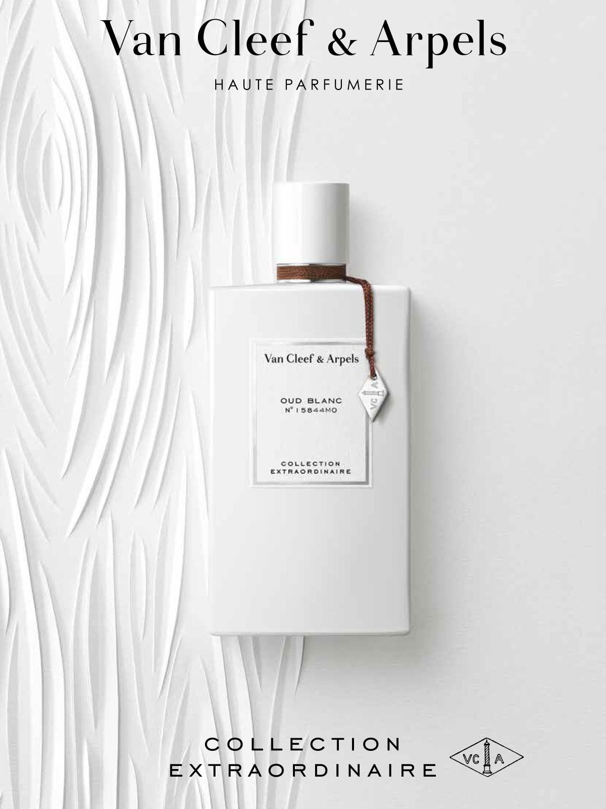 Ein Bild von einem Van Cleef & Arpels Parfum Visual