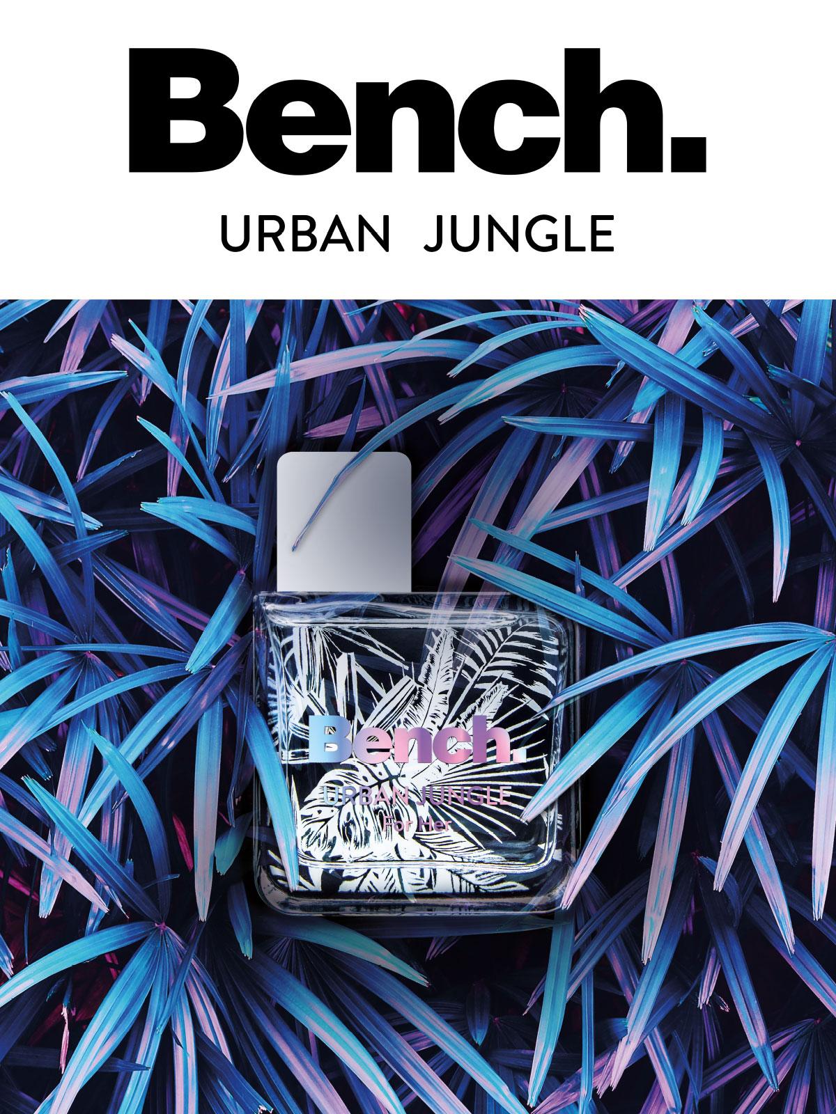 Ein Bench Parfum Visual