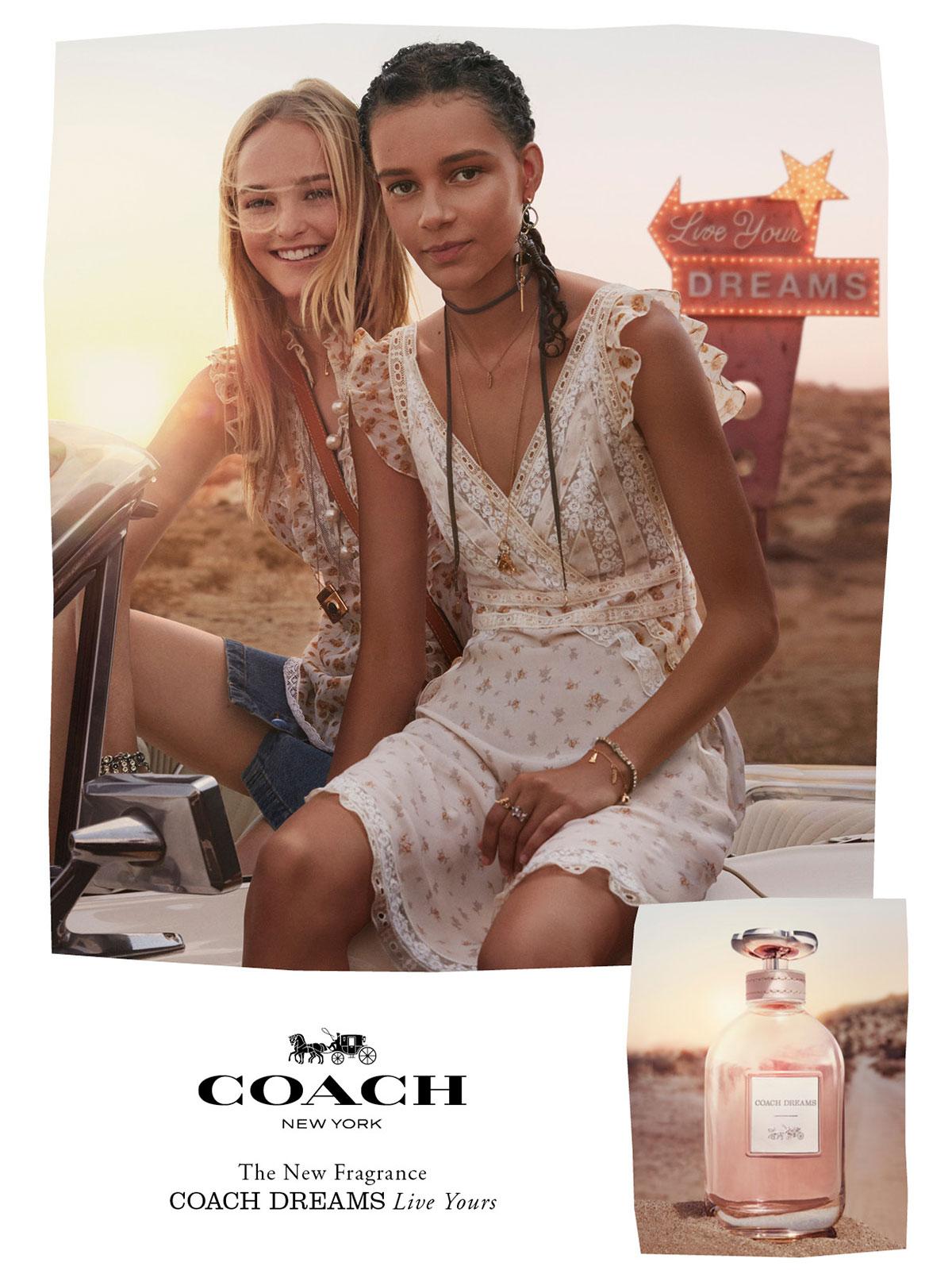 Ein Coach Parfum Visual