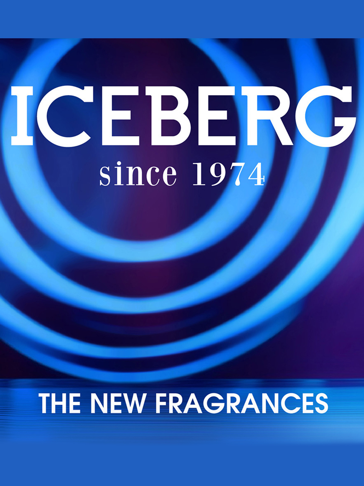 EinBild von einem Iceberg Parfum Visual