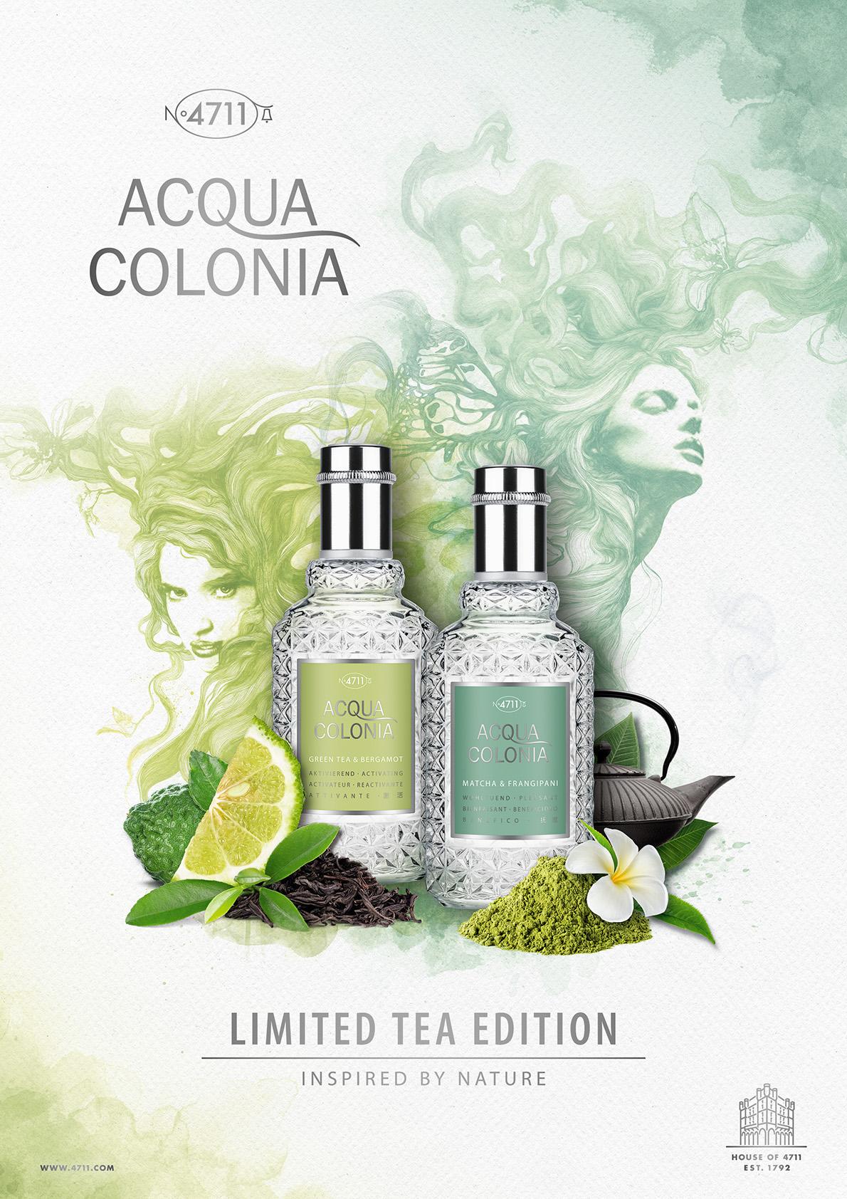 Dies ist ein Bild von Acqua Colonia 4711 Tea Edition