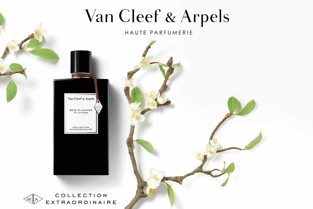 Dies ist ein Bild von Van Cleef&Arpels Bois d'Amande