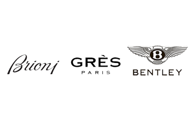 NEU BEI DER NOBILIS: Brioni / Grès / Bentley