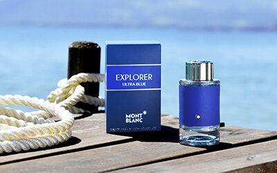 Montblanc präsentiert: Explorer Ultra Blue
